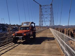 Colorado Jeep Tours Royal Gorge Bridge
