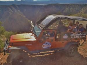 Colorado Jeep Tour Fremont Peak Colorado Jeep Tours
