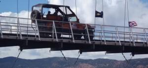 Colorado Jeep Tours over the Royal Gorge Bridge