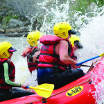 whitewater rafting royal gorge Colorado Jeep Tours