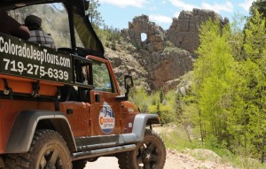 Jeep Gold Belt Tour Colorado Jeep Tours
