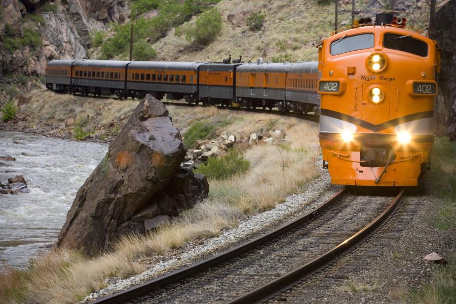 Royal Gorge Route Train Colorado Jeep Tours