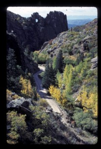 Phantom Canyon Road Colorado Jeep Tours