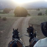 Chuckwagon Sunset Colorado Jeep Tours