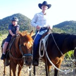 Horseback Riding for Kids Colorado Jeep Tours