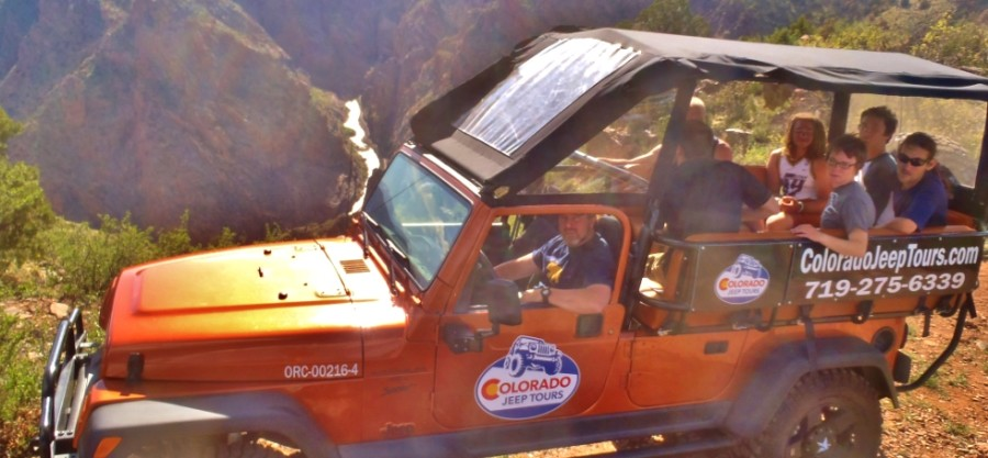 royal gorge jeep tour