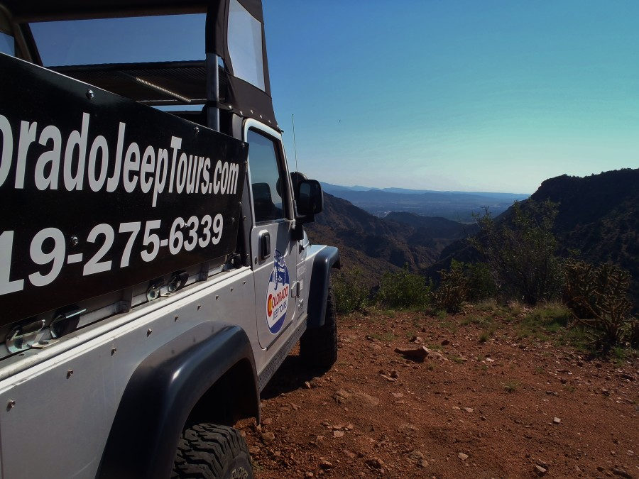 At Colorado Jeep Tours, we wouldn't want you to miss out on some of the best views of the Royal Gorge Region