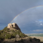 Castles and Rainbows in Canon City