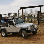 Chuck Wagon Jeep Tour