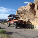 Skyline Drive in Canon City Colorado Jeep Tours