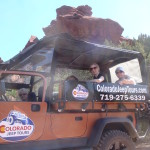 Red Canyon Jeep Tour Colorado Jeep Tours
