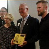 Ed Norden Hall of Fame Award April 2018