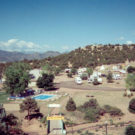 KOA campground in canon city from a distance