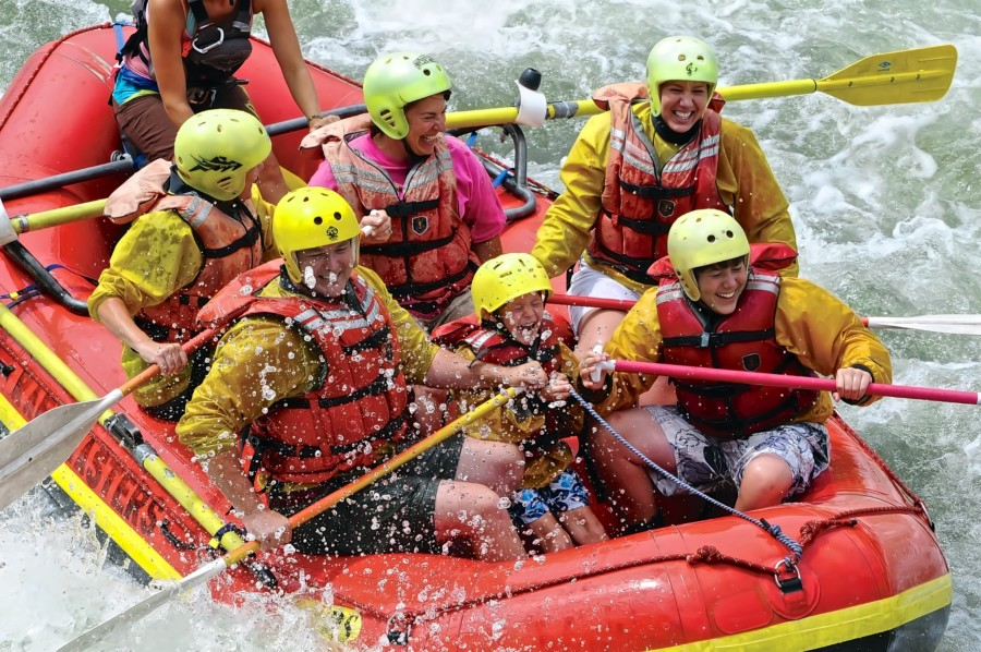Laughing-Family-whitewater-rafting
